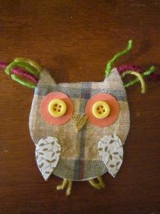 11/19 - Whimsical Owl